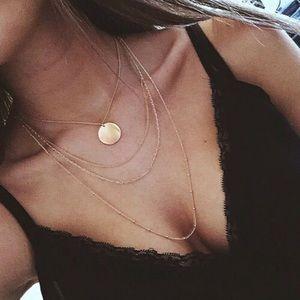 Jewelry - Avery Multi Layer Trendy Necklace